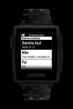 Pebble Communicator apk screenshot