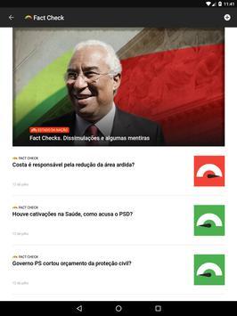 Observador apk screenshot