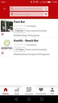 WinRest Booking – Restaurants and Beach Beds apk screenshot