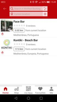 WinRest Booking – Restaurants and Beach Beds apk screenshot