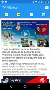 TV Atlântica do Rio de Janeiro apk screenshot
