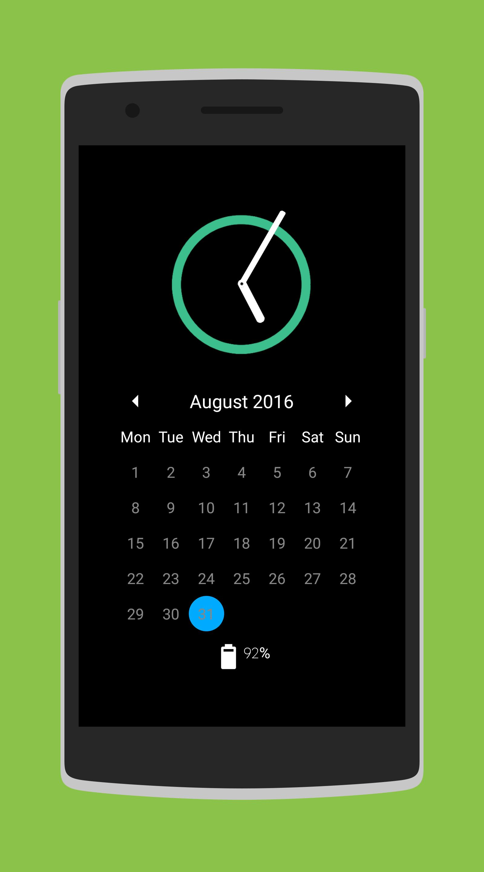 Always On Screen - Plugin for Android - APK Download