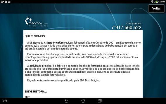 M. Rocha & J. Serra screenshot 3