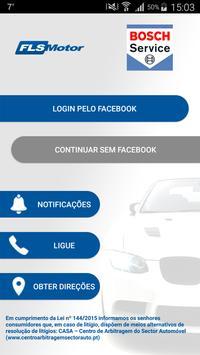 FLS Motor poster