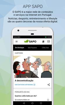 SAPO screenshot 6
