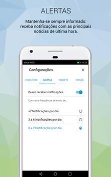 SAPO screenshot 2