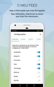 SAPO screenshot 3