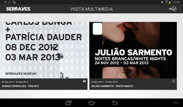 Serralves Museum - Exhibitions screenshot 11