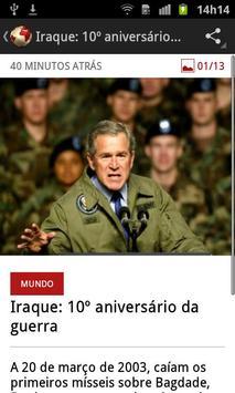 SIC Notícias screenshot 3