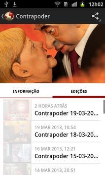 SIC Notícias screenshot 2
