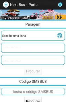 Next Bus - Porto poster