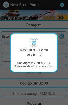 Next Bus - Porto apk screenshot