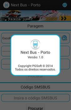 Next Bus - Porto screenshot 2