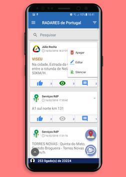 RADARES de Portugal apk screenshot