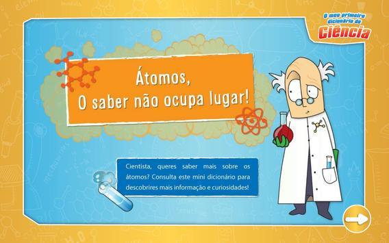 Dicionário de Ciência apk screenshot