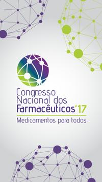 Congresso Nacional dos Farmacêuticos 17 poster