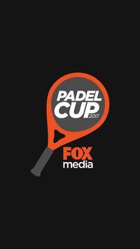 FOX Padel Cup 2017 poster