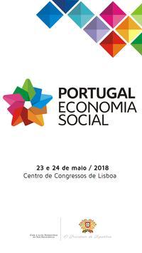 Portugal Economia Social 2018 poster