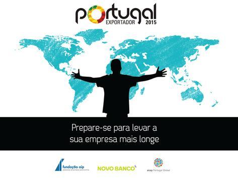 Portugal Exportador poster