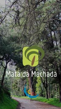 Mata Nacional da Machada poster