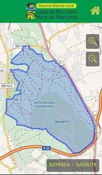 Mata Nacional da Machada screenshot 3