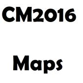 CM2016 Maps (Unreleased) icon