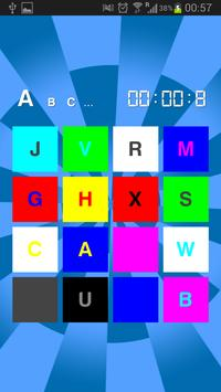 A2Z - Finger Tapping Game screenshot 3