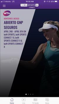 beIN SPORTS CONNECT poster