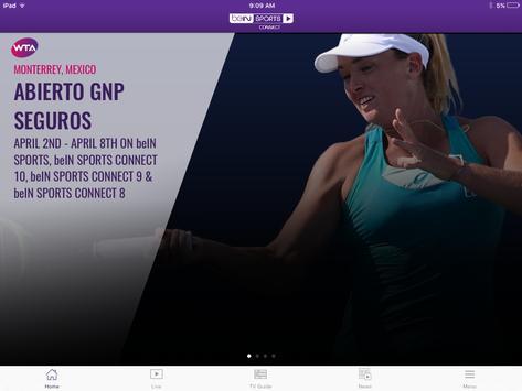 beIN SPORTS CONNECT apk screenshot