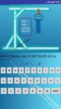 HangMan Music poster