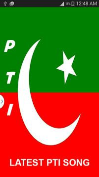 Latest PTI Songs poster