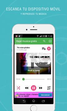 Bajar música gratis apk screenshot