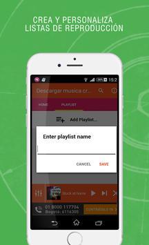Descargar música cristiana MP3 apk screenshot