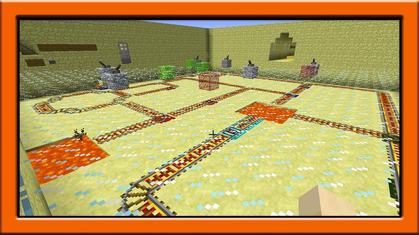 Puzzle maps for minecraft pe for Android - APK Download