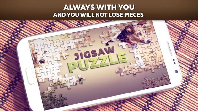 Cute Dog Puzzles screenshot 7