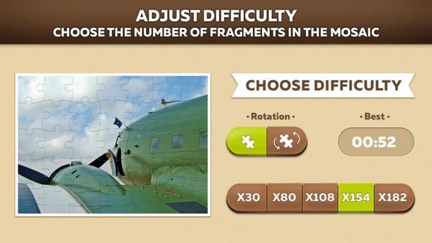 Airplanes Jigsaw Puzzle Free screenshot 10