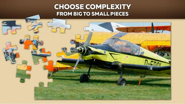 Airplanes Jigsaw Puzzle Free screenshot 4