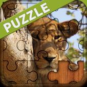 Animal Puzzles Games icon