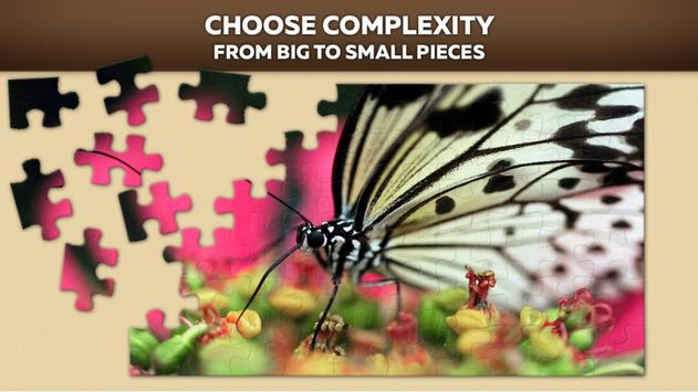 Insects Puzzles For Adults And Kids Free poster