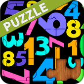 Number Puzzles free icon