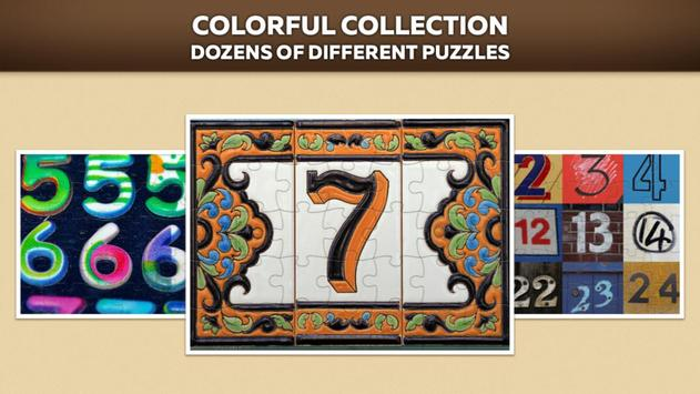 Number Puzzles free screenshot 1