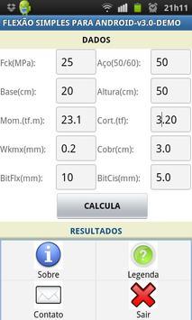 FlexDroidDemo screenshot 1