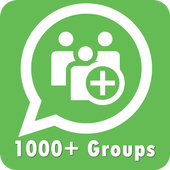WhatsGroup - Join Unlimited Groups icon