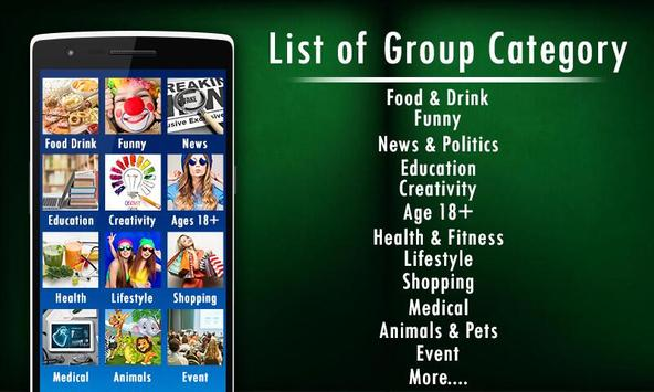 WhatsGroup - Join Unlimited Groups poster