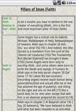 About Islam apk screenshot