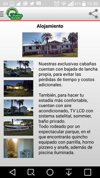 Puerto Dorado Pesca poster