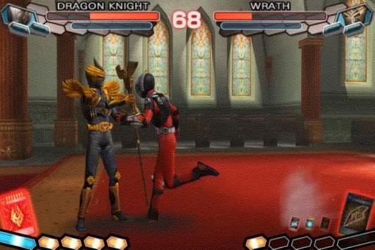 Hints For Kamen Rider Dragon Knight poster