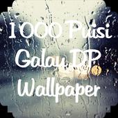 1000 Puisi Galau DP Wallpaper icon