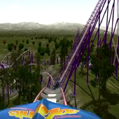 Tips Roller Coaster Simulator icon