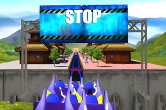 Tips Roller Coaster Simulator poster